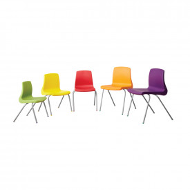 Metalliform NP Chairs