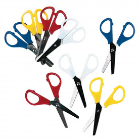 Multicoloured Scissors