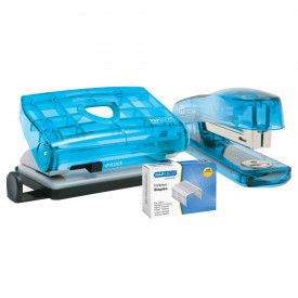 Office Stapler & Punch Set