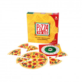 Pizza To Go Fractions Game