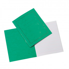 "Classic 8"" x 61/2"" Handwriting Book - Portrait"