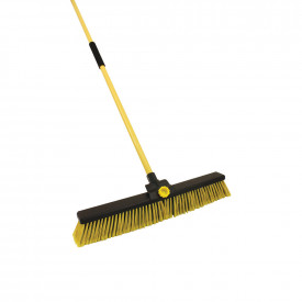 Heavy-Duty Yard Broom