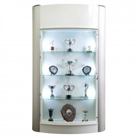 Floorstanding Trophy Showcase Cabinets