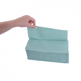 Consortium Single Fold Hand Towels 1 Ply - Bulk Pack