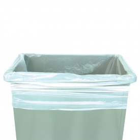 Budget Essentials Extra Heavy-Duty Square Bin Liners