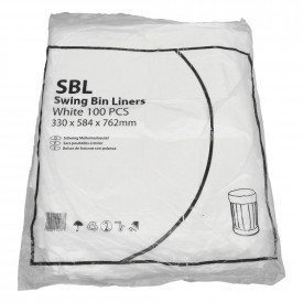 Value Light Duty Swing Bin Liners Big Deal