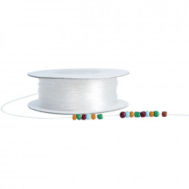 Clear Stretch Beading Cord