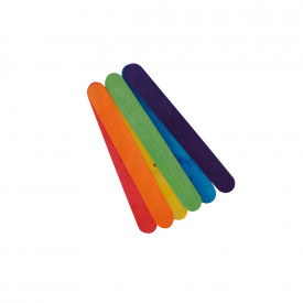Giant Coloured Lollipop Sticks