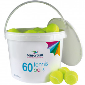 Consortium Tennis Ball Bucket