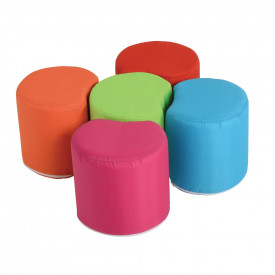 BIG DEAL Petal Bean Stool 5 Pack Bundle