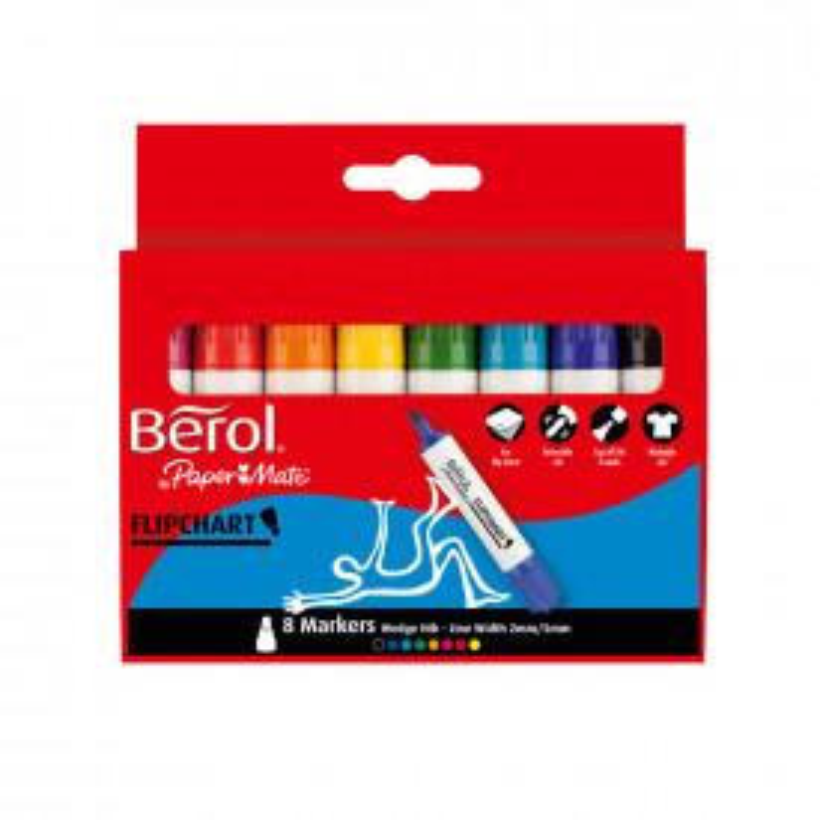 Berol Flipchart Markers
