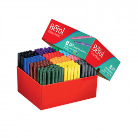 Berol Colour Broad Pens