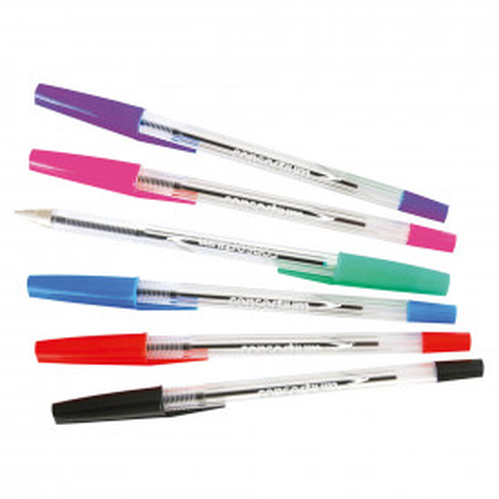 Budget Essentials Ballpoint Pens
