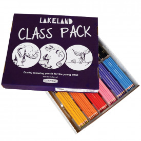 Lakeland Jumbo Colouring Pencils