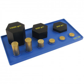 Masses - Weighing Set On Tray