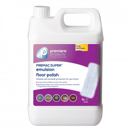 Premac Super Emulsion Floor Polish