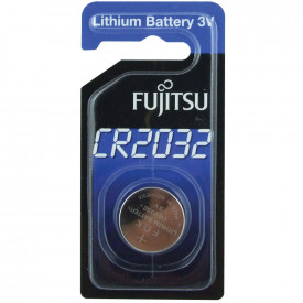 Fujitsu Button Cell Battery