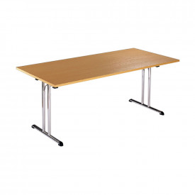 Rectangular Folding Leg Table