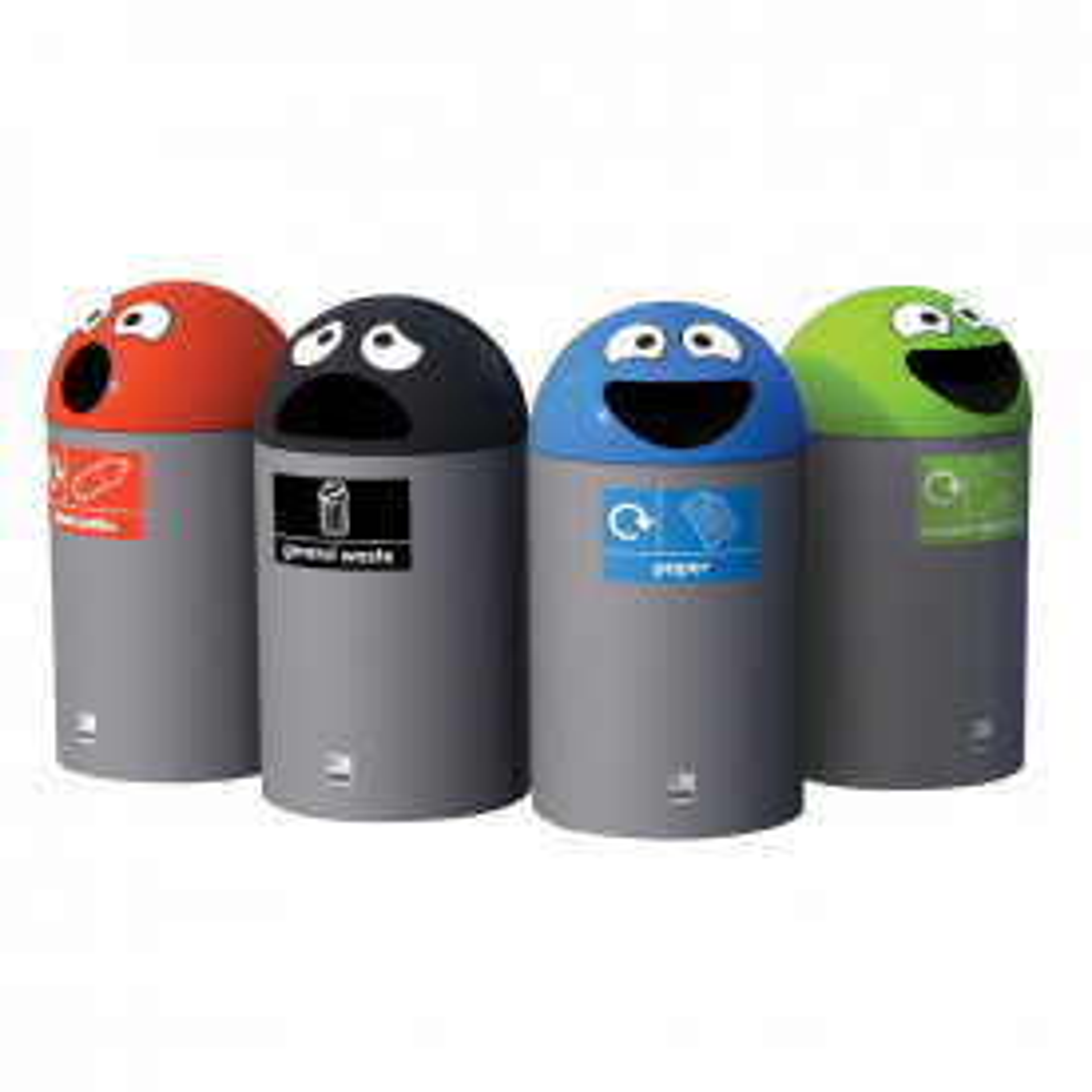 Buddy75 Recycling Bins