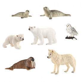 Schleich Arctic and Antarctic Set