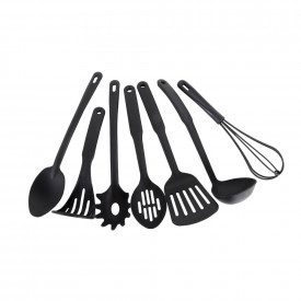 Black Nylon Utensils