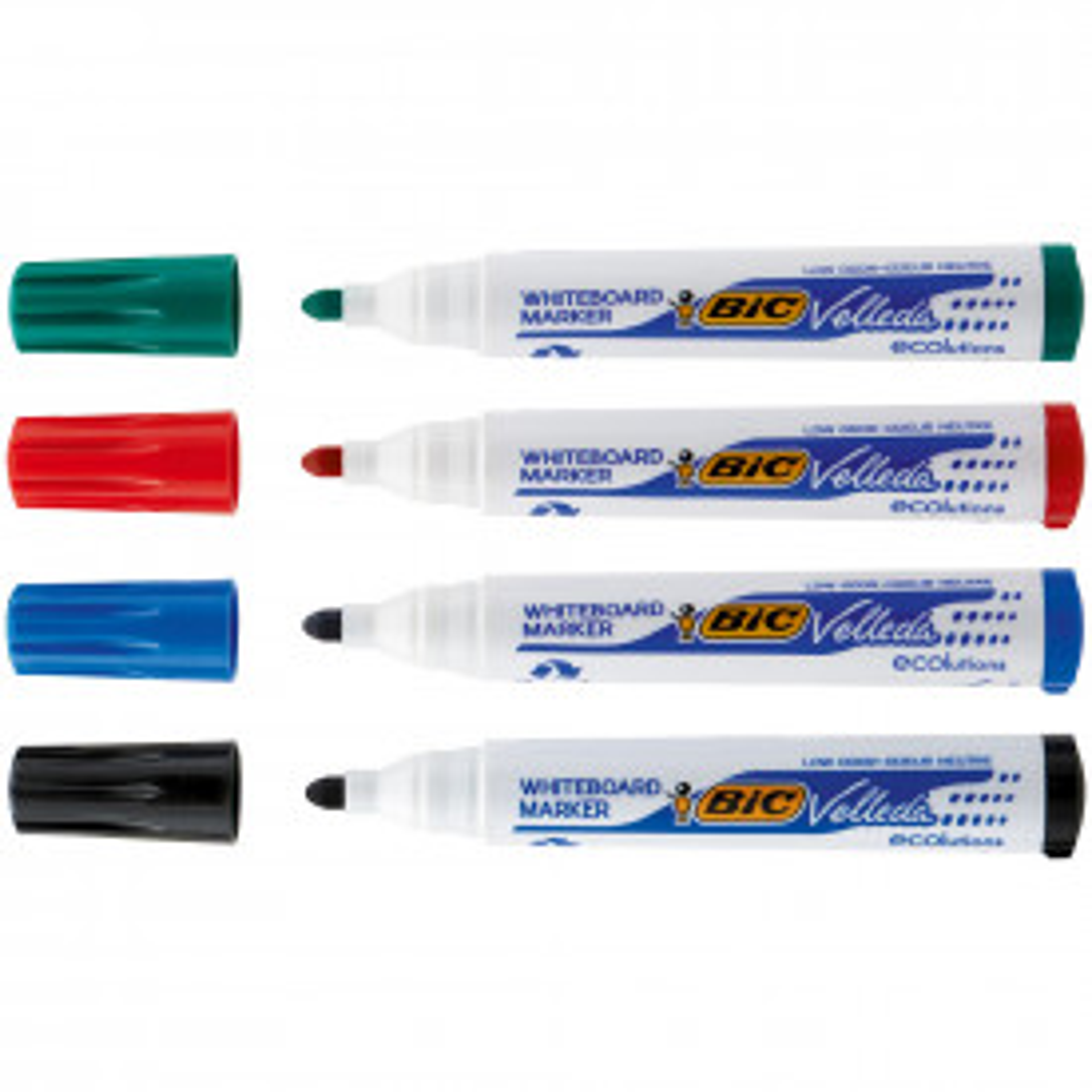 BIC® Velleda 1701 ECOlutions Drywipe Marker
