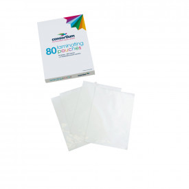 Consortium Laminating Pouches - Free Carriers