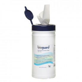 Alcohol-Free Hand & Surface Wipes