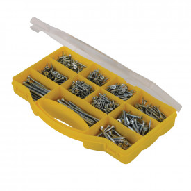 Assorted Countersink Screw Pack