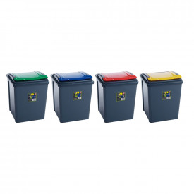 50 Litre Recycling Bins