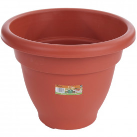 Plastic Round Bell Pot