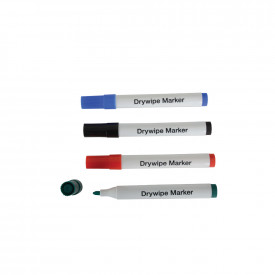 Value Drywipe Bullet Tip Marker