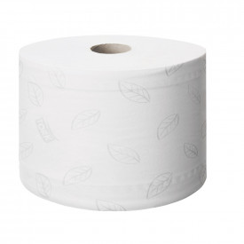 TORK SmartOne® Mini Toilet Roll 2 Ply