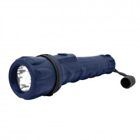 LED Rubber Torch (AA)