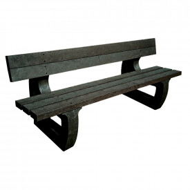 Fully Moulded Bench
