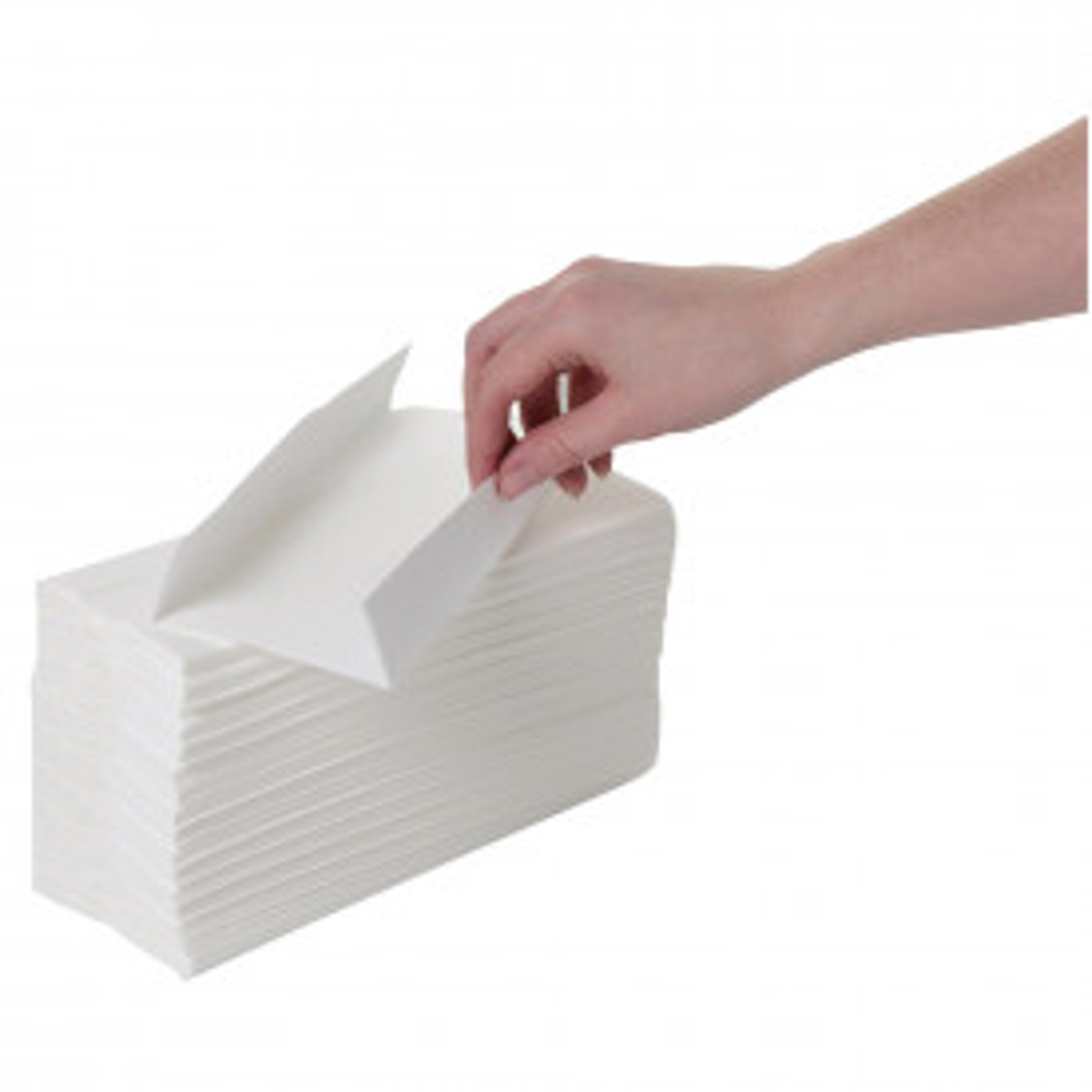 Consortium C-Fold Flushable Hand Towels 2 Ply