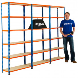 BIG340 Shelving