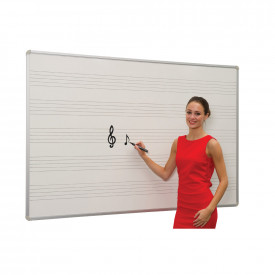 Music Ruled Whiteboards