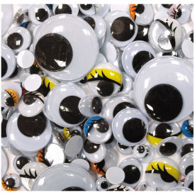 Wiggly Eyes Bumper Pack
