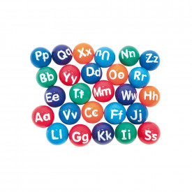 First-Play® Alphabet Vinyl Playballs