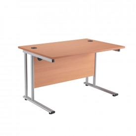 BIG DEAL Double Pedestal and Desk Bundle