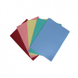 Binca Fabric - Assorted Colours