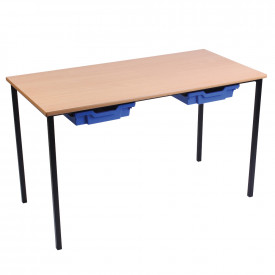 MDF Edge - Double Tray Tables