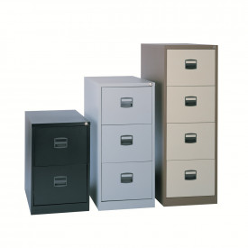 BIG DEAL Bisley Contact Filing Cabinet 3 Pack Offer