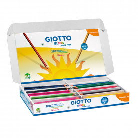 Giotto Elios Wood Free Colouring Pencils