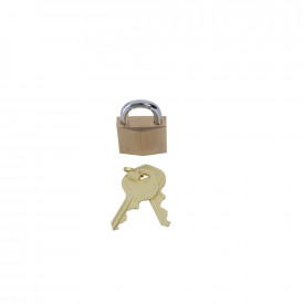 Compact Brass Padlocks