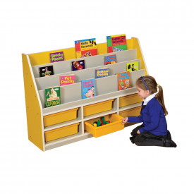 Thrifty Book Storage Units