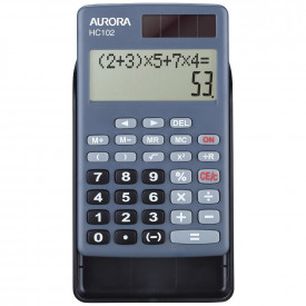 Aurora HC102 BODMAS Calculator