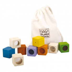 Textured Activity Blocks