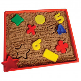 Numbers and Shape Sand Moulds